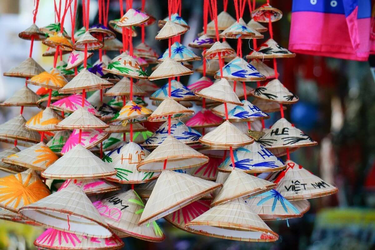 souvenirs from vietnam