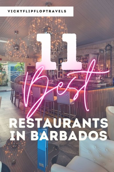 WHERE TO EAT BARBADOS