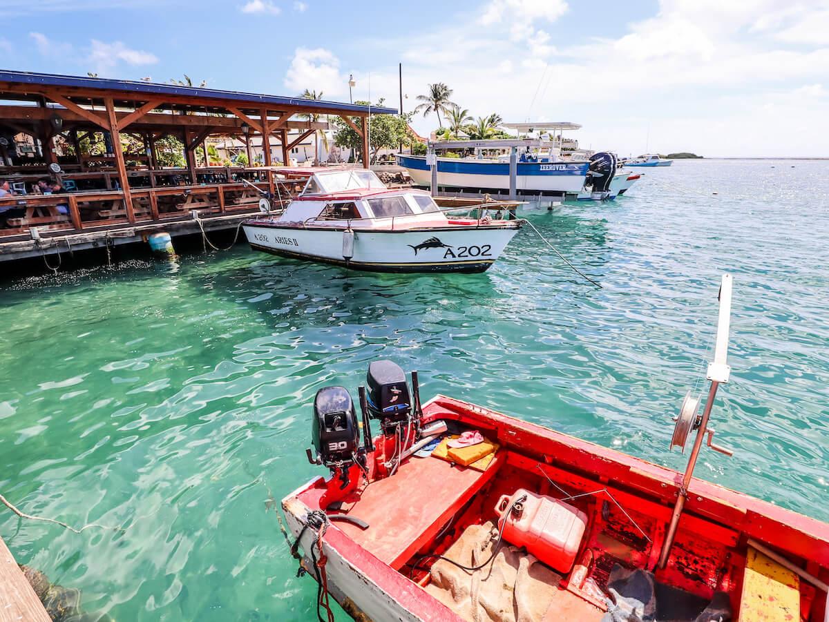 Aruba Restaurant Zeerovers