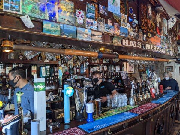 Mermaid Inn St Mary's