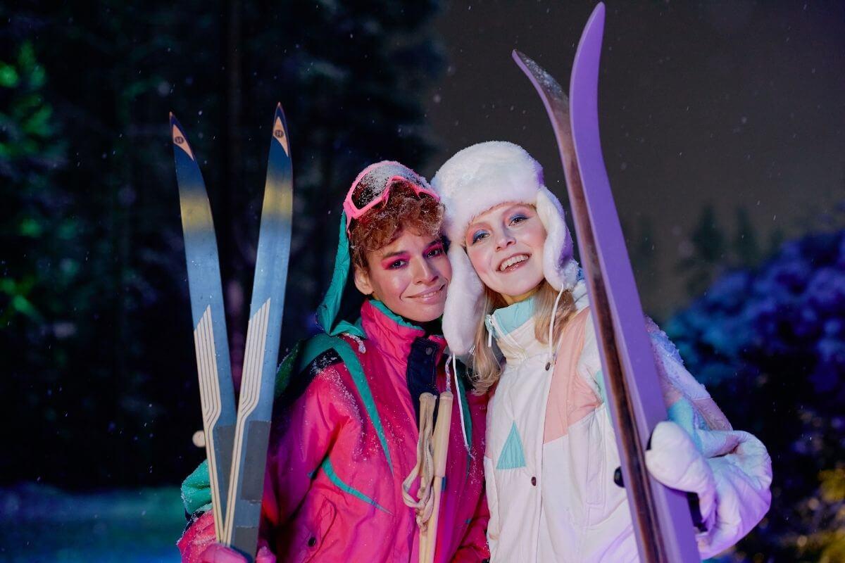 skiing festivals