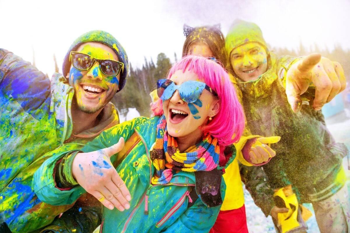 best ski festivals
