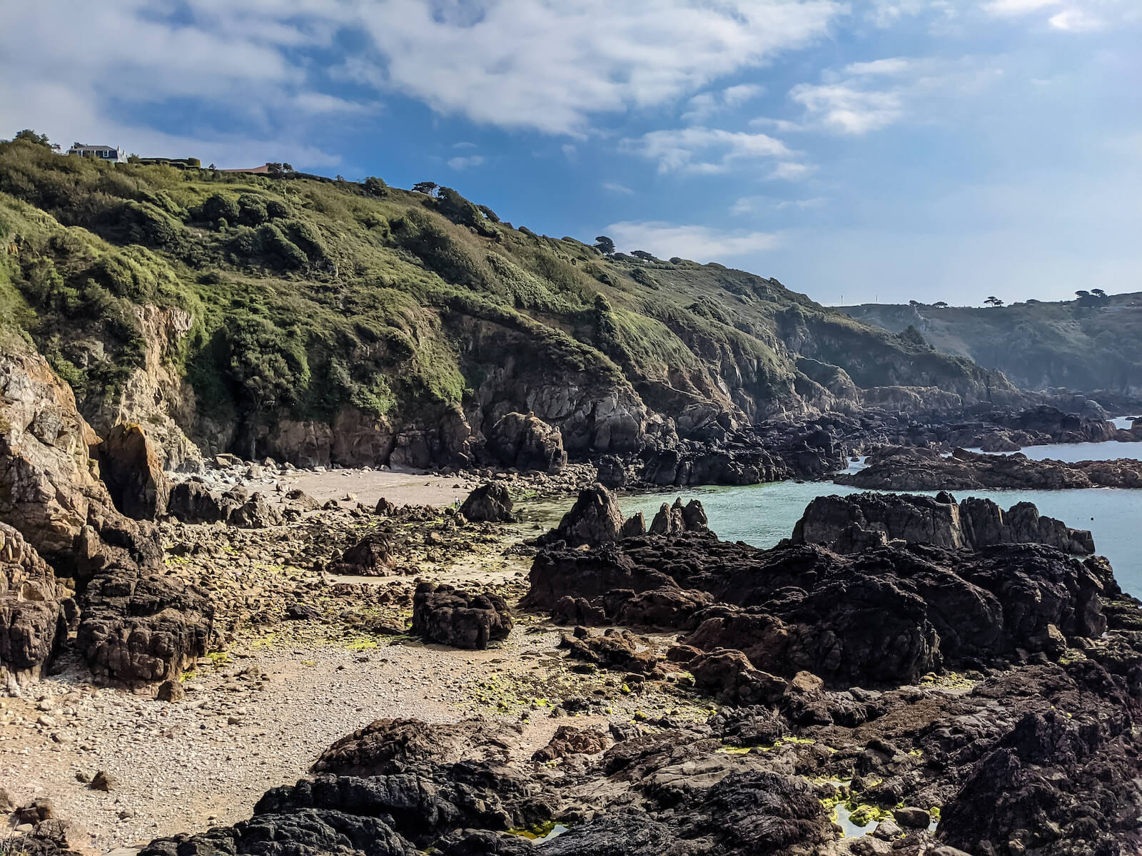 famous beaches in guernsey