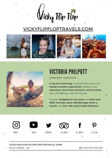 VickyFlipFlop Media Pack